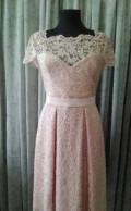 Платье прямого кроя воротник стойка, платье для девушки, Магнитогорск