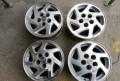 Диски для форд фьюжн, оригинальные диски Nissan R15 5x114, 3, Железногорск-Илимский