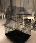Клетка для попугаев, Подольск