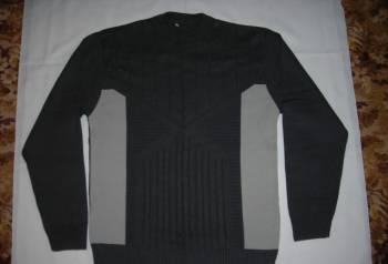 Термобелье guahoo laplandic heavy фуфайка темно-серый, новый серый свитр