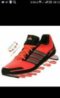 Кроссовки Adidas Springblade, адидас yeezy boost black, Степное