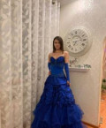 Хорошие вещи из секонд хенда, выпускное платье, Малая Сердоба