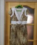 Модная одежда весна лето 2018 года, платье с коротким рукавом, Тюмень