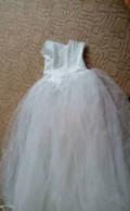 """Продам свадебное платье """"hikole"""" и фату, шуба эко шиншилла, Салаир"""