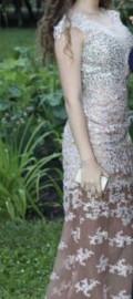 Выпускное платье, желтое платье с розовыми туфлями, Евлашево