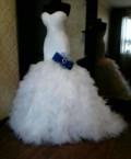Свадебные платья с длинным рукавом пышные, шикарное свадебное платье, Барнаул