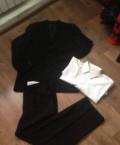 Шорты и футболка чёрные, классический костюм, Ярославль