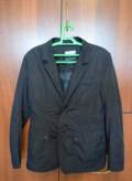 Мужская трикотажная куртка из флиса tchibo, пиджак, Челно-Вершины