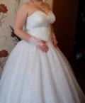 Свадебное платье, платье до колена тюльпан, Горняк