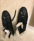 Ботинки кожаные, эспадрильи мужские армани, Минеральные Воды