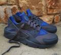 Мужская спортивная обувь интернет-магазин, мужские Кожаные Кроссовки Nike Air Huarache 318429, Владивосток
