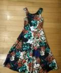 Короткие пышные платья на выпускной 9 класс, платье Mohito, Краснознаменск