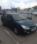 Ford Focus, 2001, киа рио автомат цены, Омск