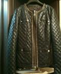 Куртка экокожа, шуба, рваные джинсы для невысоких, Строитель