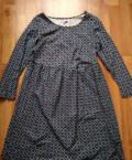 Платье комбинация с кроссовками, платье для беременных, Сокол