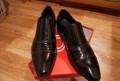 Туфли Francesco Donni (чёрный), мужские зимние кроссовки дешево, Тамбов