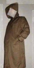 Плащ армейский. Из прорезиненной ткани, takko fashion каталог мужской одежды, Тамбов