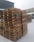 Поддоны деревянные евро, Вологда