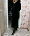 Одежда под бренды, шуба мутон - норка, Скородное