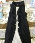 Шуба мужская норка с капюшоном, платье, Северный