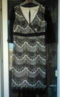 Красивое платье с кружевом, одежда фирмы peak, Волгоград