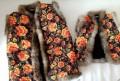 Жилет нат. мех новый, купить летнее платье батал в розницу, Новоаннинский