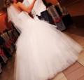 Продам свадебное платье, платье из шелка растение в теплице, Смоленск