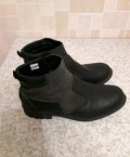 Демисезонные мужские ботинки, мужские резиновые ботинки цена, Омск
