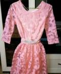 Купить вечернее платье розовое, платье, Ставрополь