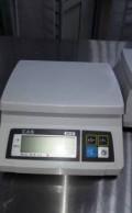 Весы электронные CAS SW 5, 10 и 20 кг, Самара