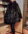 Пуховик женский том фарр, норковая шуба, Верхняя Тишанка