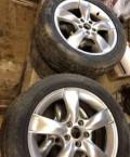 Колёса Subaru GD R16 5x100, колеса кз тойота ленд крузер 200, Московский