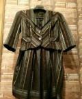 Купить брюки в полоску женские, костюм Mary stone 44, Екатеринбург