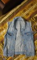 Продам джинсовую жилетку, подвязка на руку подружкам невесты, Владивосток