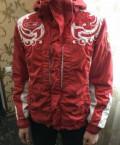 Футболка цвета хаки с принтом, куртка боско, Кизляр