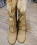 Сапоги зимние Tervolina, купить обувь сникерсы черные, Одинцово