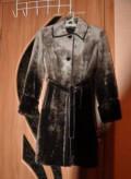 Шуба из мутона, женская одежда рабе, Селятино