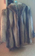 Шубка енотовая, одежда мастер оптом, Большеречье