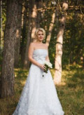 Продам счастливое свадебное платье, одежда для беременных littleone, Симферополь