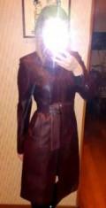 Пальто из кожи, женские платья для дома, Мурманск