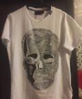 Новая футболка philipp plein, футболки оптом от производителя купить, Санкт-Петербург