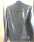 Мужские футболки zolla, кожаная куртка, Северный