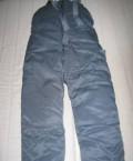 Полукомбинезон зимний, немецкий размер нижнего мужского белья, Большеречье