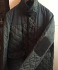 """Куртка демисезонная """"sela"""", куртки мужские под кожу, Зональная Станция"""