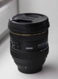 Объектив Sigma AF 24-70mm f/2. 8 IF EX DG, Архангельск