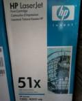 Картридж HP Q7551x, Сява