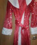 Костюм Деда Мороза, толстовка venum короткий рукав assault black grey, Большое Болдино