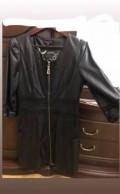 Купить зимнее пальто с меховым воротником декка, плащ, Махачкала