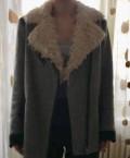 Пальто женское серое Zara, кофта polo черная, Казань
