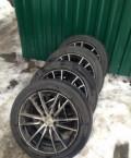 Racing Wheels (RW) Classic H-498, литые диски r18 opel mokka, Москва